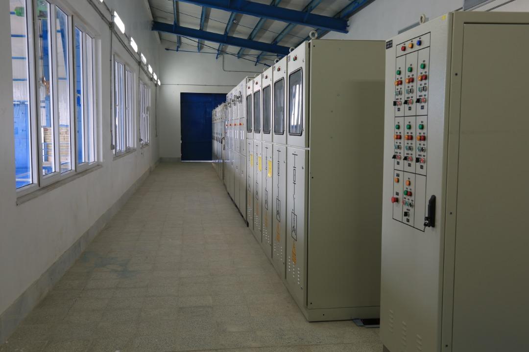 عملیات اجرائی ایستگاه پمپاژ، خط انتقال و توزیع آب کشاورزی سد گلفرج
