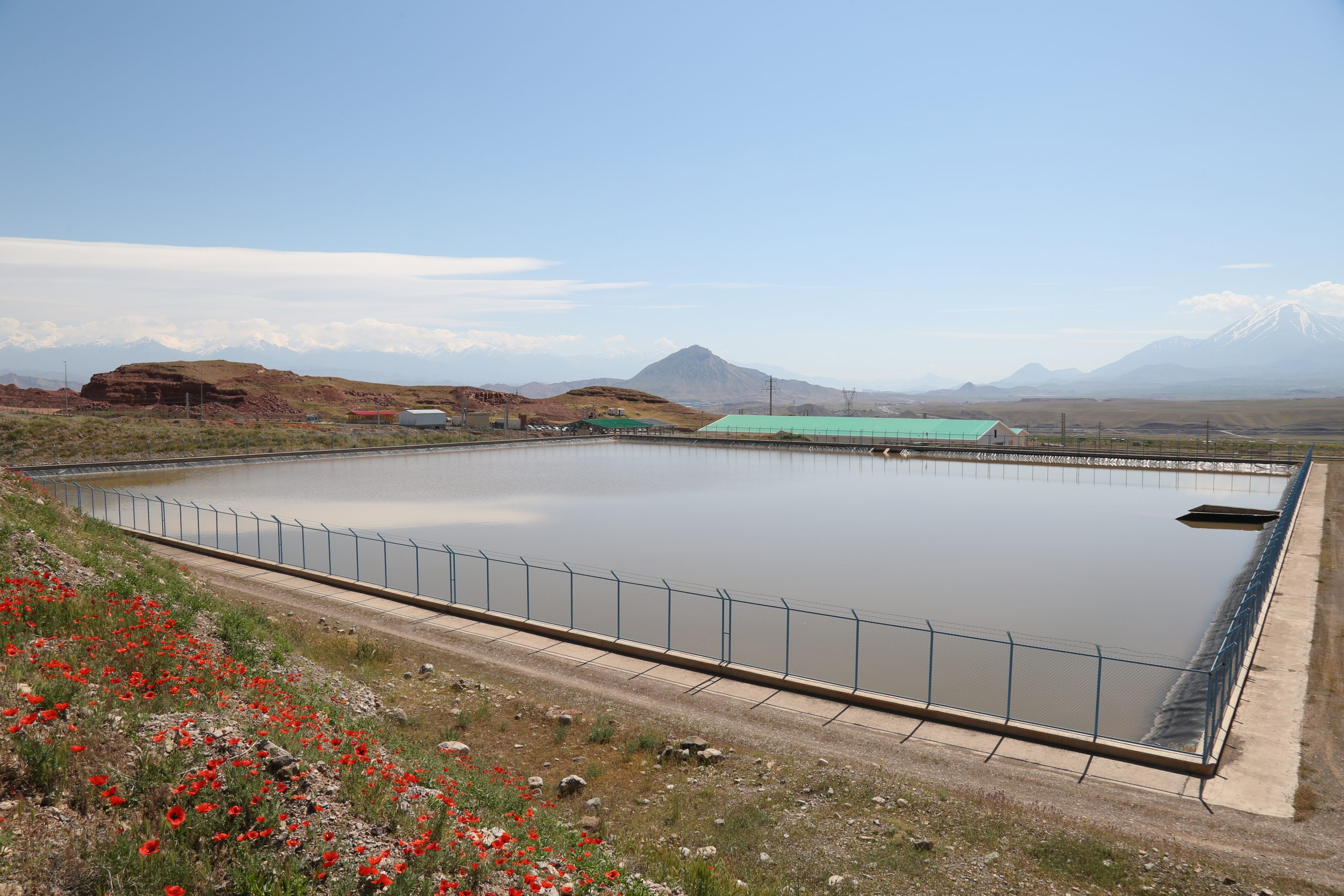 Hashtjin city Water supply program (master, amendment and supplementary contracts)