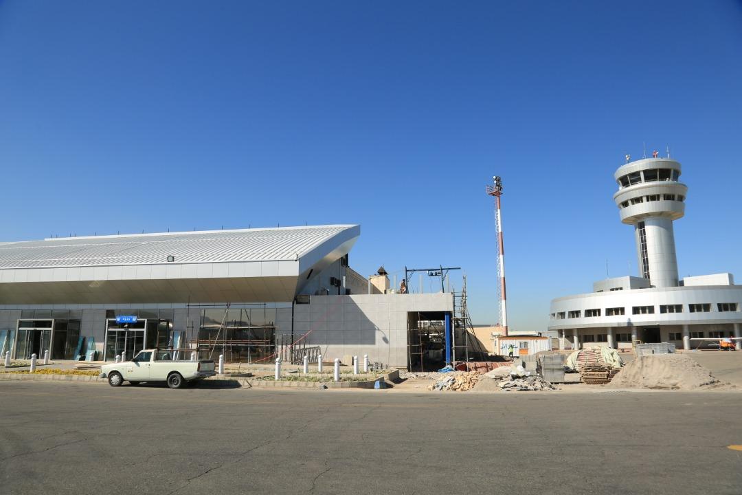 Development of Terminal no. 3 of Tabriz International Airport